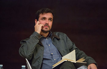 Alberto Garzón.