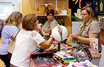 Feria de Artesanía de Cuenca.