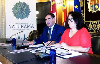 Presentación Naturama 2018.