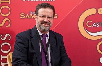 Nemesio de Lara, presidente de la Diputación Pronvincial de Ciudad Real.