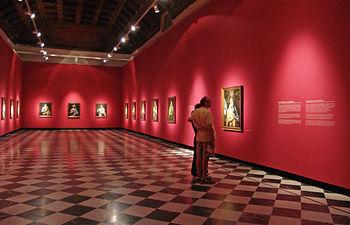 Desde su inauguración el pasado mes de junio, más de 33.000 personas han disfrutado en el Museo de Santa Cruz, en Toledo, de la exposición de las obras del Greco pertenecientes a su Casa Museo, organizada por el Gobierno de Castilla-La Mancha y el Ministerio de Cultura.