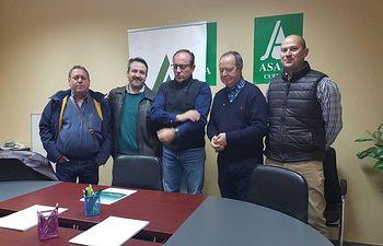 Reunión Cs Cuenca - ASAJA.