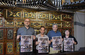 Presentación I Ciclo de Conciertos Órgano Histórico El Bonillo