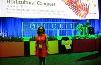 El ITAP participa en el 29 Congreso Internacional de Horticultura, celebrado en Australia, con dos estudios relacionados con el viñedo
