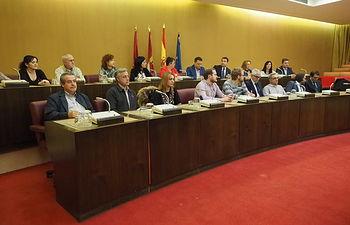 Presentación del Protocolo de Atención, Información y Movilidad para empleadas municipales víctimas de violencia de género del Ayuntamiento de Albacete