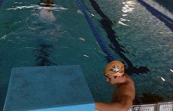 El Laboratorio de Entrenamiento Deportivo evaluó a 14 nadadores seleccionados por la FSSCLM.