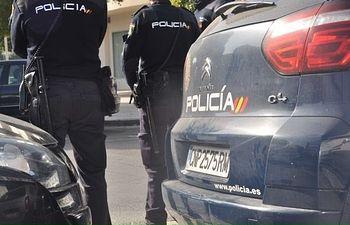 Imagen de archivo de agentes de la Policía Nacional. Foto: Europa Press 2020
