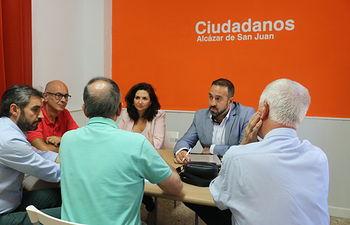 Ciudadanos Castilla La Mancha