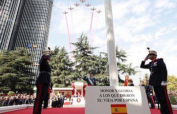 Celebración del Día de la Fiesta Nacional