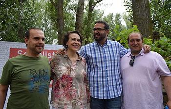 Jornada de la Militancia organizada en Molina de Aragón por la Comisión Ejecutiva Provincial del PSOE de Guadalajara