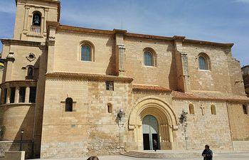 Catedral de Albacete.