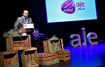 16º edición de los Premios Joven Empresario de AJE Albacete