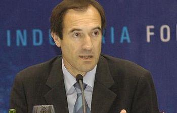 Manuel Menéndez - Presidente Banco CCM. Foto de archivo.