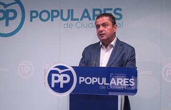José Alberto Martín-Toledano, representante de los municipios del PP en el SCIS.
