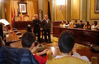Parlamento Joven de la FAVA