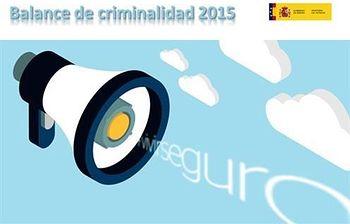 Balance trimestral de criminalidad 2015. Foto: Ministerio del Interior.