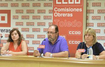 Chelo Cuadra, Alfonso Gil y Carmen López