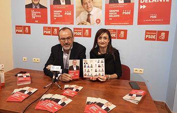 Presentación programa PSOE Villarrobledo.