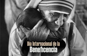 5 de septiembre, Día Internacional de la Beneficencia