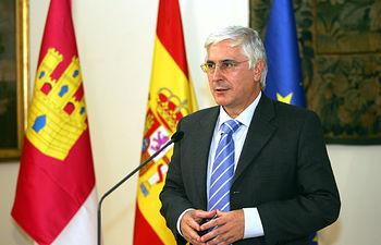 José María Barreda. Foto de archivo.