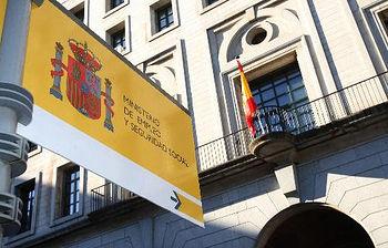 Sede Ministerio. Foto Ministerio