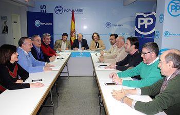 Comisión de Economía del Partido Popular de Guadalajara.