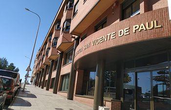 Residencia de Mayores San Vicente de Paúl.