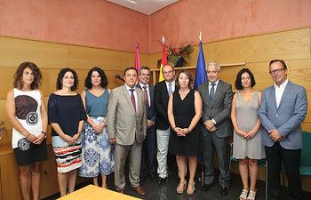 Europarlamentarios españoles participarán en la VI reunión del Foro de Regiones con Desafíos Demográficos que acogerá Castilla-La Mancha. Foto: JCCM.