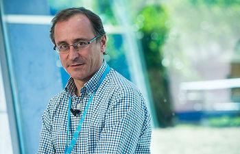 Alfonso Alonso en la Escuela de Verano del PP