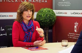 Yolanda Valdeolivas, secretaria de estado de Empleo