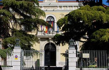Diputación de Guadalajara. Foto de archivo.