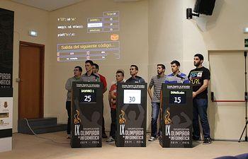 Uno de los equipos participantes en la edición anterior