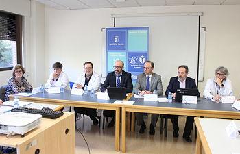 Albacete acoge la segunda reunión provincial del Observatorio de la Violencia del SESCAM