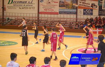 Grupo 76 Alkasar 41 - 75 Baños de la Concepción CB UCA