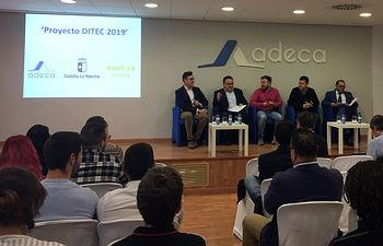 Segunda fase del 'Proyecto DITEC 2019' en ADECA.