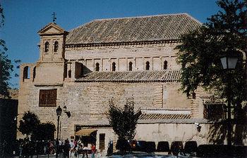 Museo Sefardí en Toledo.
