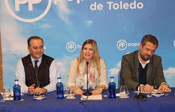 Agudo inaugura Escuela de Formación PP Toledo.