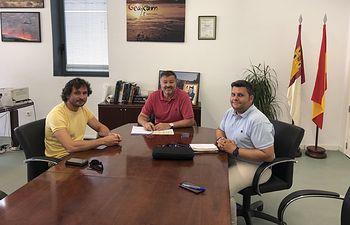 FeSP-UGT se reúne con la gerencia de la empresa pública GEACAM