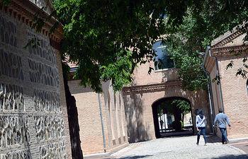 El Campus de Toledo, una de las sedes de los exámenes de nacionalidad.