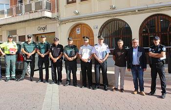 La Junta Local de Seguridad analiza el Plan de Autoprotección para la Feria hellinera