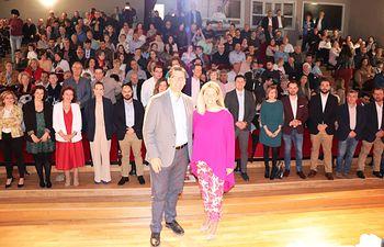 Presentación de la candidatura del PSOE de Tomelloso.
