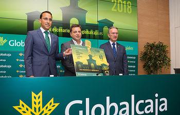 Presentación del Escenario Abierto de Globalcaja para la Feria de Albacete 2018