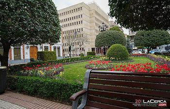Palacio de Justicia - Tribunal Superior Justicia CLM (5) - Plaza Altozano