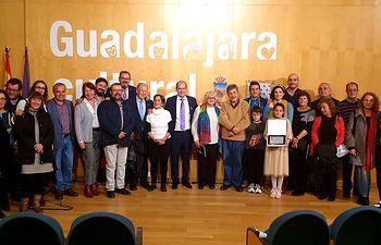 Homenaje a Fernando Revuelta.