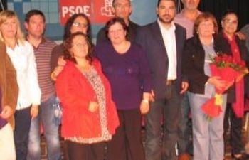 Candidatura socialista de Elche de la Sierra