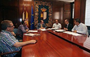 APAG presenta un proyecto piloto para la comarca de Molina de Aragón. Foto: ASAJA CLM.