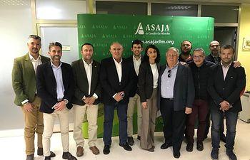 Reunión VOX- ASAJA CLM.