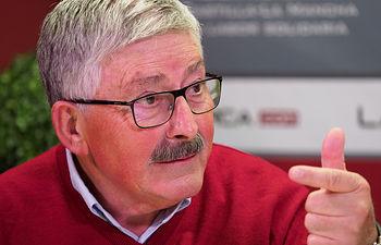 Juan Antonio Mata, sindicalista