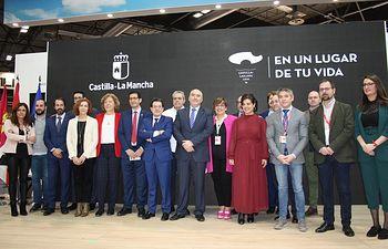 Presentación de FERCATUR en FITUR 2020.