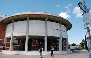 Escuela Superior de Ingeniería Informática donde se celebrará la II Jornada Estatal de Estudiantes de Informática